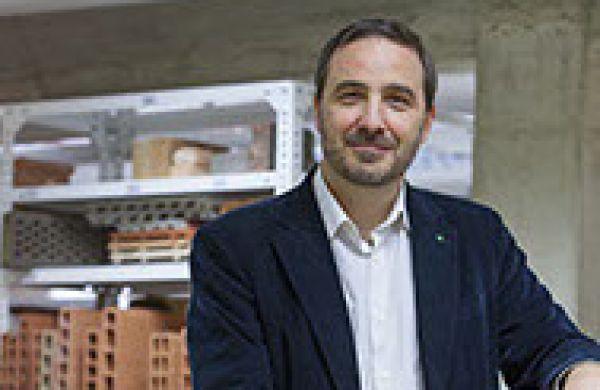 José Manuel Cabrero, director del departamento de Construcción, Instalaciones y Estructuras de la Universidad de Navarra