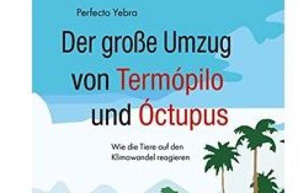 Nuestro compañero Perfecto Yedra publica 3 libros infantiles en alemán