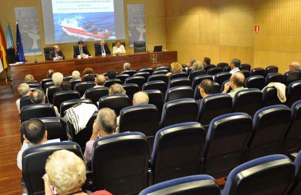 A Asociación Alexander Von Humboldt analiza en Vigo a contribución da universidade o estudo do medio mariño