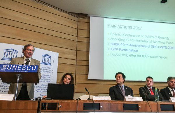 La UNESCO nombra a José Ignacio Valenzuela Ríos miembro del Consejo Científico Internacional