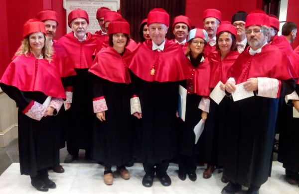 Robert Alexy doctor honoris causa U. de Zaragoza
