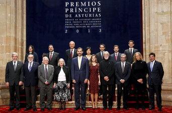 Premios Nobel y Príncipe de Asturias
